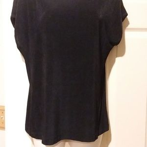Chico's Tops - Chico's Black blouse size 2